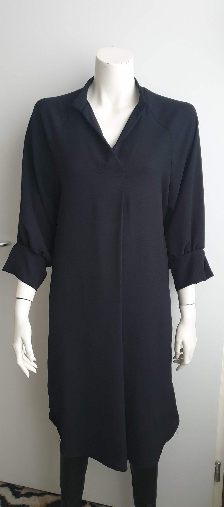 julie jurk zwart